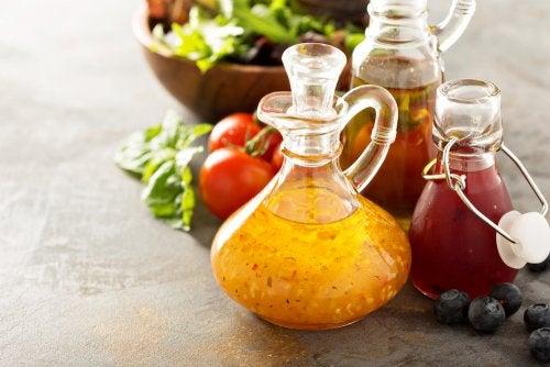 Recetas con vinagreta de vino tinto