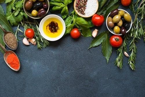 10 alimentos de la dieta mediterránea que te gustará comer