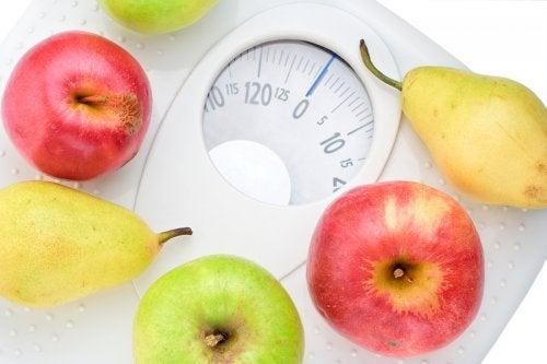 5 mejores frutas que aceleran la pérdida de peso de manera saludable