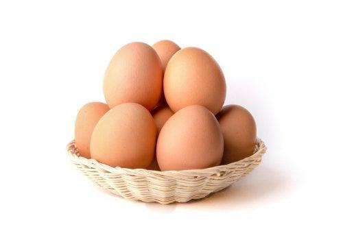 ¿Qué huevos son mejores para la dieta? ¿marrones o blancos?