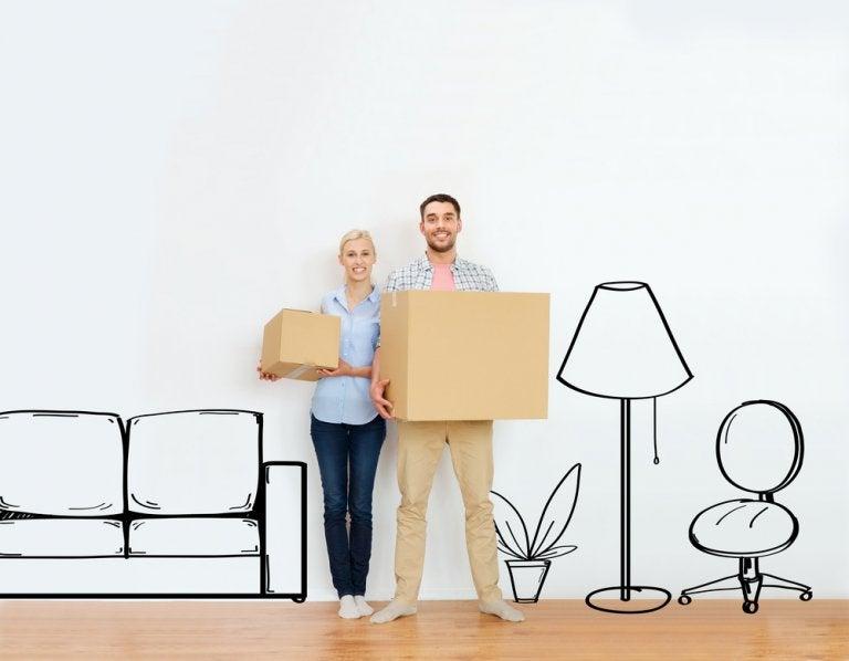 ¿Cómo motivar a mi pareja para mudarnos?
