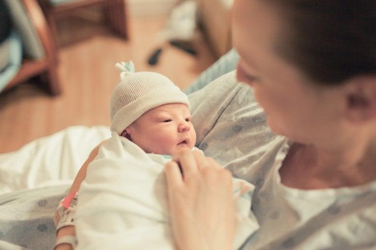 ¿Cesárea o parto natural?