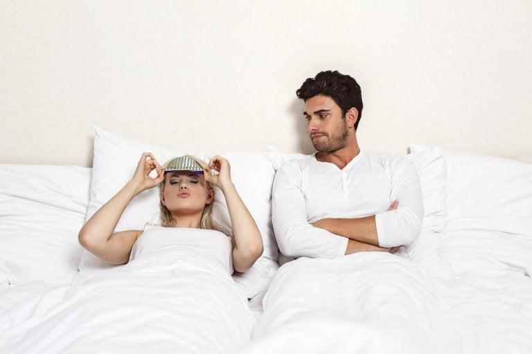 ¿Cómo decirle a tu pareja que necesitas más sexo?
