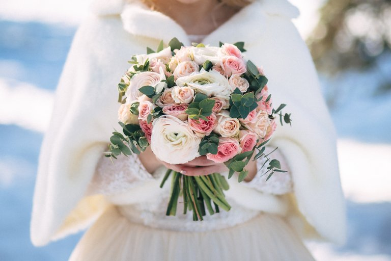 10 ideas para una boda en invierno