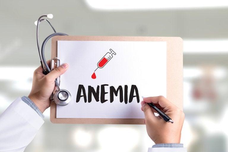 7 señales de alerta de la anemia en niños