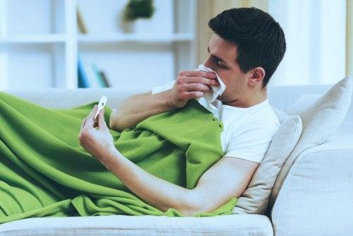 ¿Gripe o resfriado? Principales diferencias