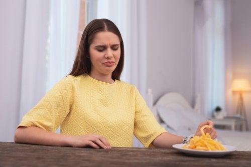 6 hábitos para prevenir la indigestión
