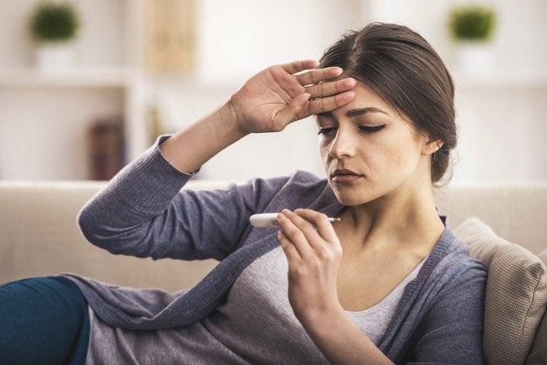 Remedios caseros para controlar la fiebre