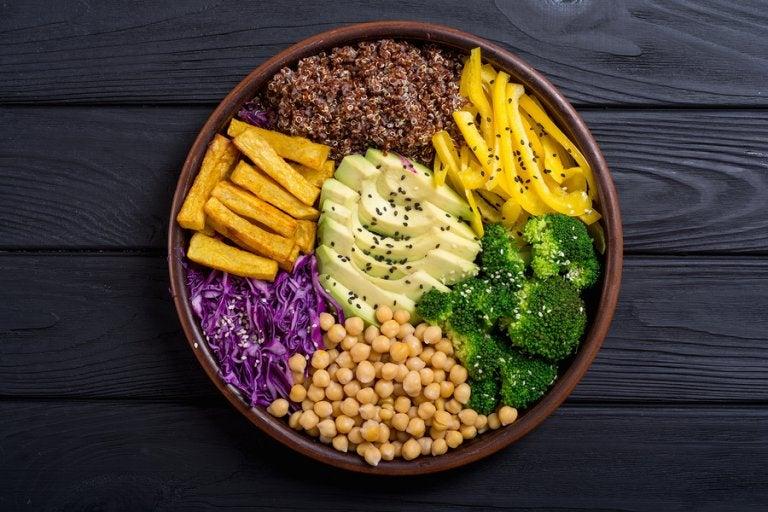 Alimentos no permitidos en una dieta vegana