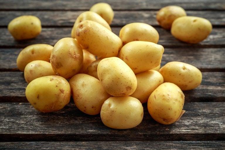 ¿Es beneficiosa la patata en la dieta?