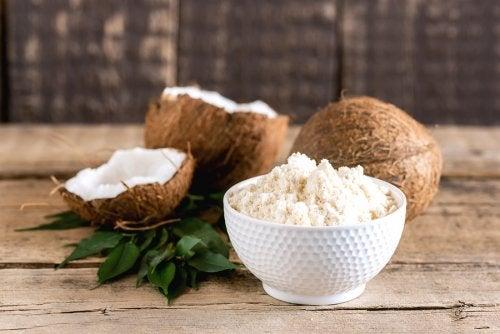 Las mejores recetas saludables con coco