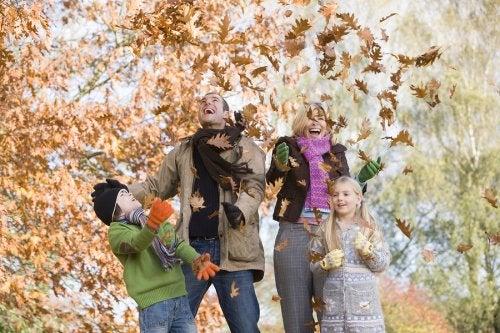 Actividades ideales al aire libre en otoño