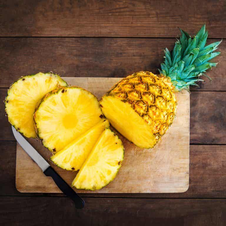 Dieta de la piña: desventajas y contraindicaciones