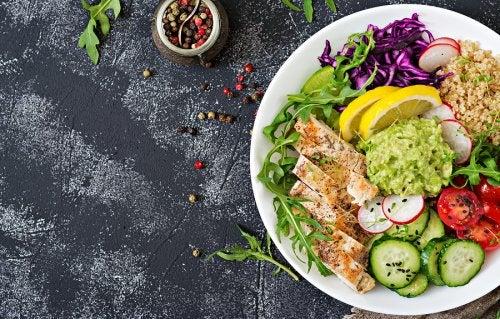 6 trucos para hacer que la cena sea saludable