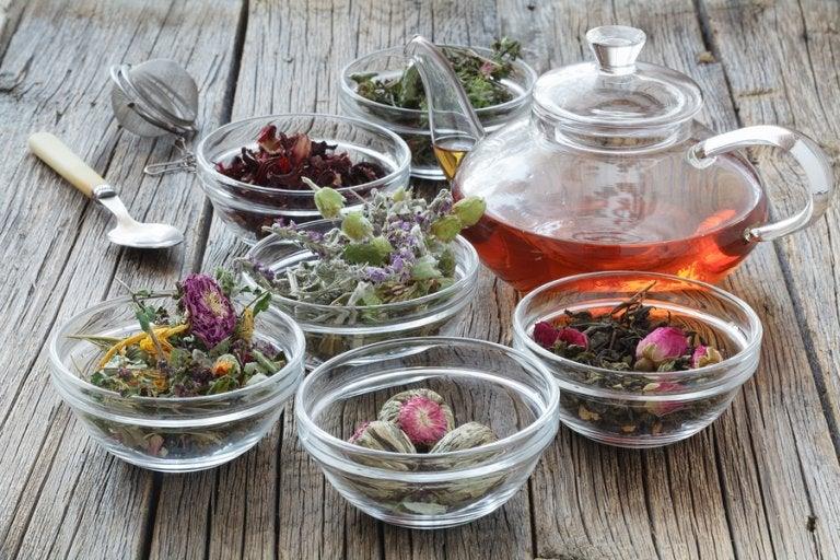 5 infusiones para eliminar los gases estomacales