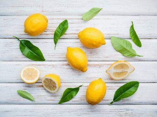 Propiedades del limón y remedios naturales