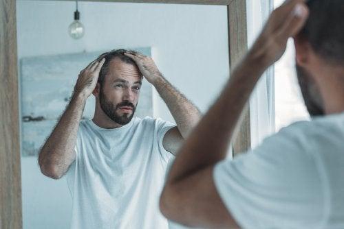 Remedios naturales para tratar la caída del cabello