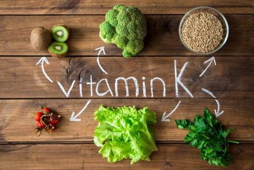 La vitamina K: en qué casos se indica y por qué