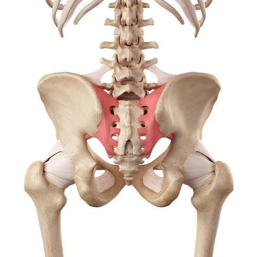Hipermovilidad de la articulación sacroilíaca