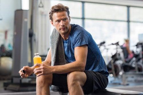 Beneficios del bicarbonato de sodio en el ejercicio