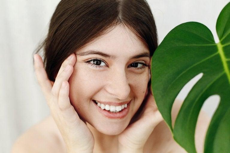 Cómo minimizar la presencia de arrugas naturalmente