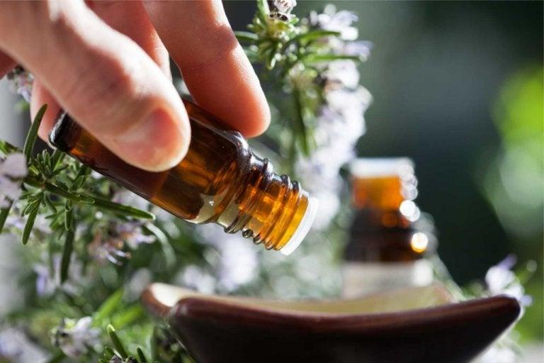 Cómo controlar la ansiedad usando aceites esenciales