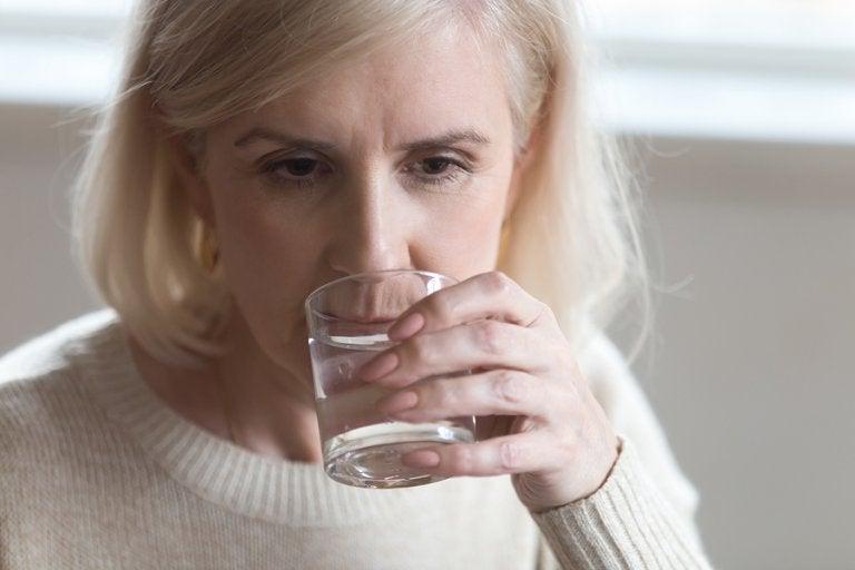 El papel de la dieta en los síntomas de la menopausia
