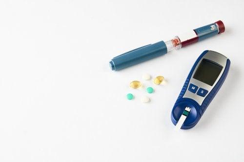 Dispositivos de control de la diabetes