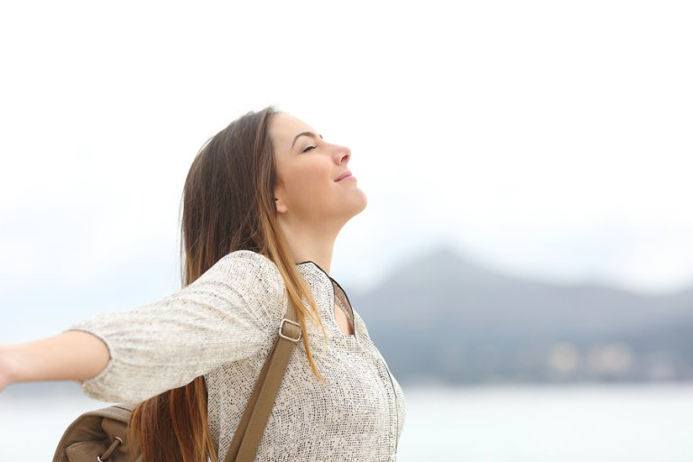 Cómo hacer ejercicios de respiración para mejorar el sueño