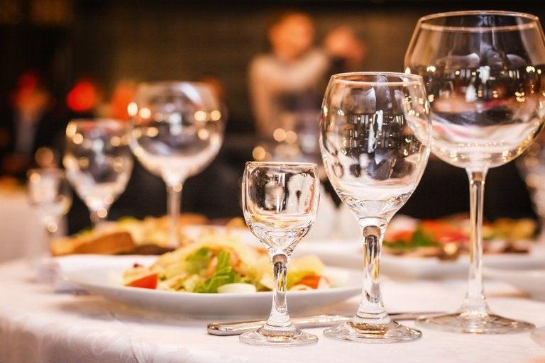 3 opciones de menú para la boda