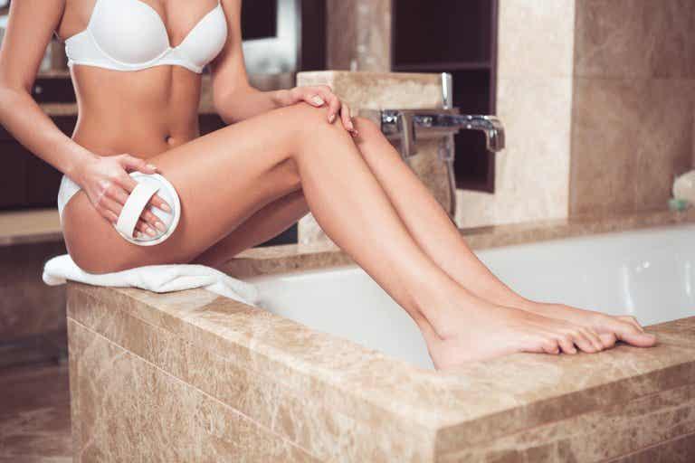 11 hábitos para reafirmar la piel y disminuir la celulitis