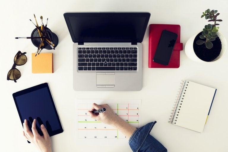 Ideas para hacer un panel organizador para tu trabajo