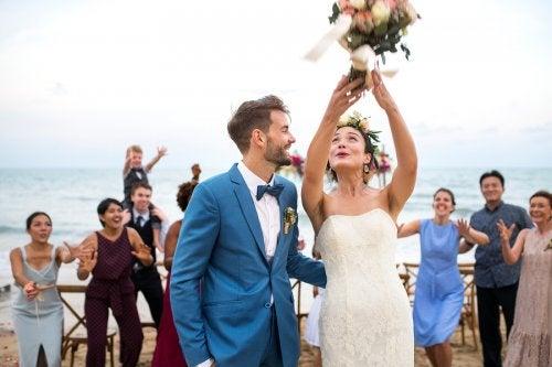 ¿Cuántas madrinas y padrinos de boda necesitas?