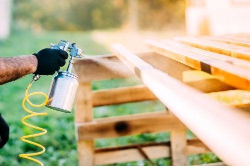 Renueva tu hogar con pintura en spray