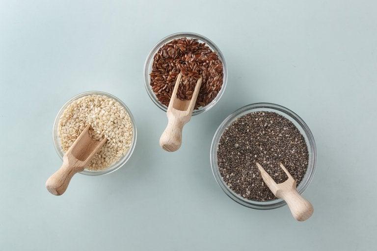 Las semillas de sésamo y sus aportes nutricionales