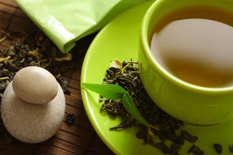 ¿El té verde ayuda a bajar de peso? ¡Descúbrelo!