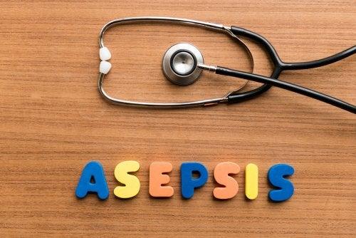 Técnica aséptica para el cuidado de los pacientes