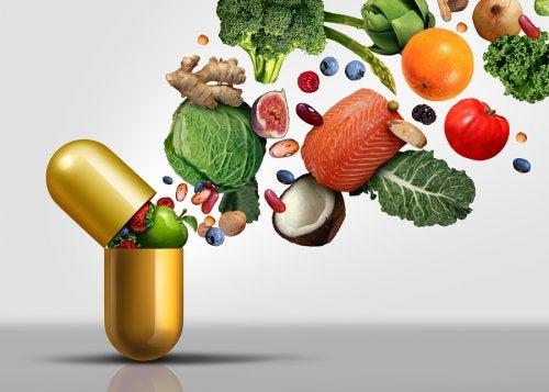 Las vitaminas: esenciales para la dieta