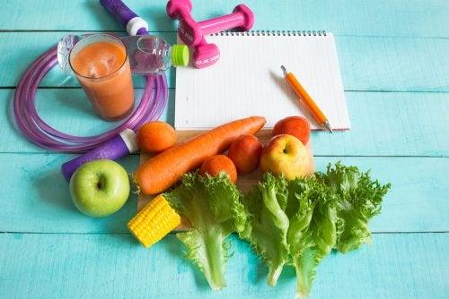 Alimentos para bajar de peso de manera saludable