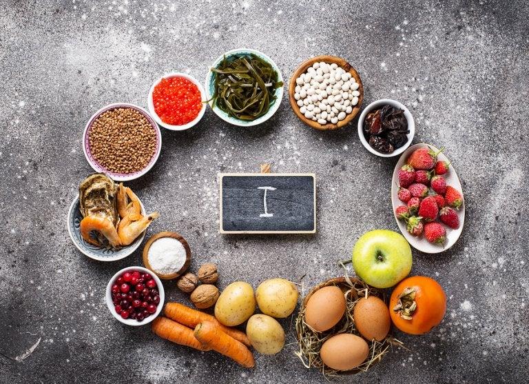 7 alimentos ricos en yodo que debes añadir en tu dieta