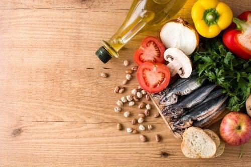 10 aspectos básicos para iniciarte en la dieta mediterránea