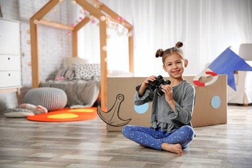 Cómo amueblar un dormitorio infantil