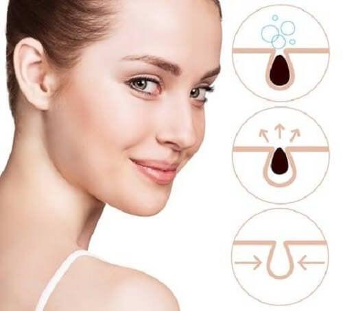 Cómo destapar los poros de tu piel con 3 remedios