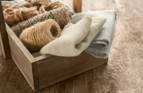 5 consejos de decoración con arpillera para tu hogar