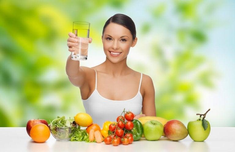 Dieta para la deshidratación: lo que debes tener en cuenta