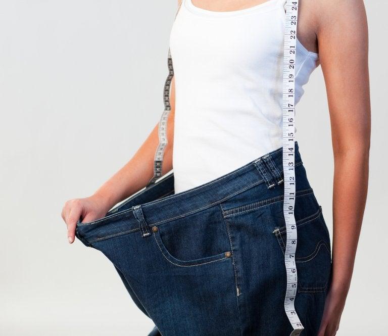 ¿Es peligroso bajar de peso demasiado rápido?