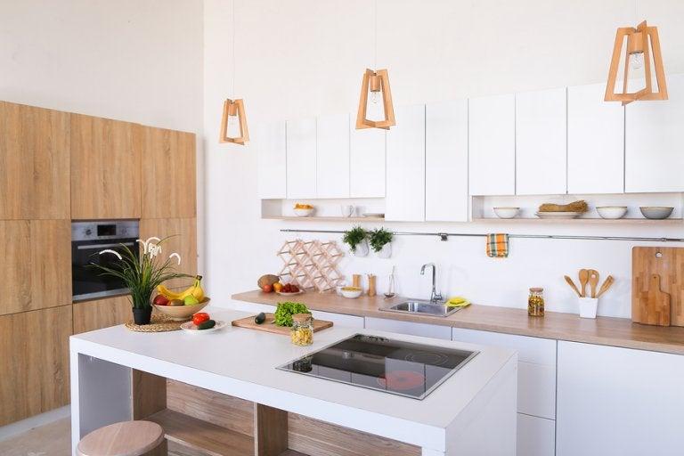 6 ideas sencillas para la decoración de cocinas rústicas