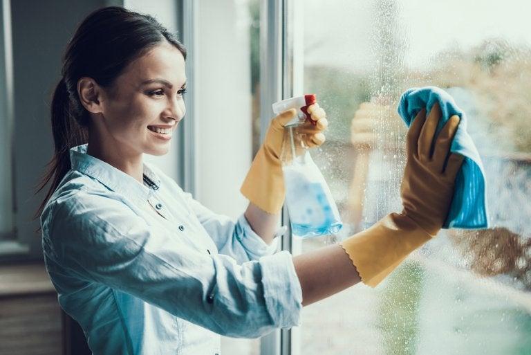 4 limpiadores para el hogar libres de tóxicos
