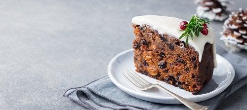 Pudín de arándanos y cacao: un postre saludable