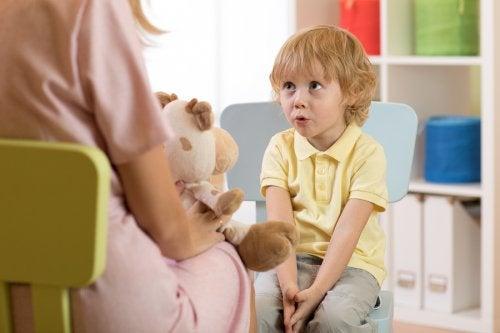 Retraso del lenguaje: tipos, síntomas y causas
